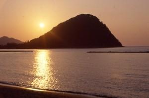 菊ヶ浜の夕日.jpg